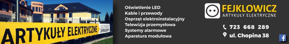 Sklep z artykułami elektrycznymi: oświetlenie LED, kable i przewody, gniazda i łączniki, rozdzielnice, telewizja przemysłowa, alarmy, aparatura modułowa. Hurtownia. Znakomita jakość w najlepszej cenie! ;)
