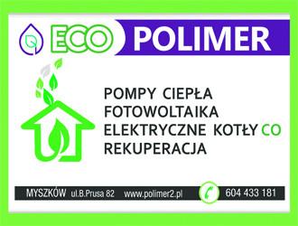 Przenosimy  cię na stronę firmy Polimer