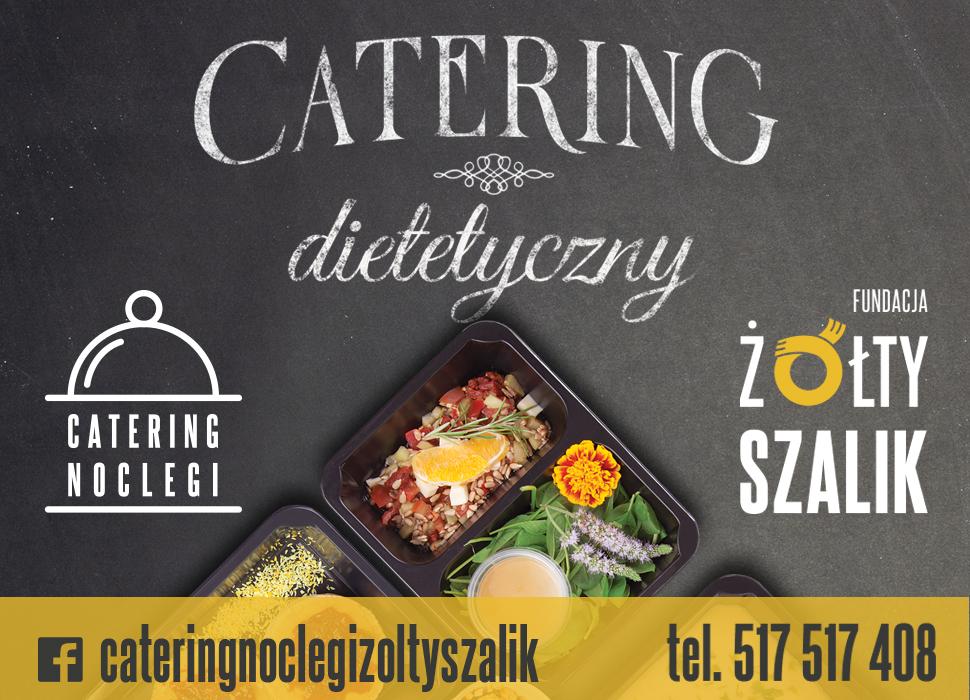 Żółty Szalik catering dietetyczny